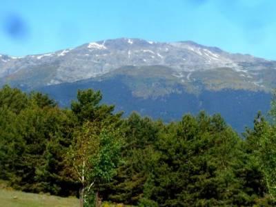 Río Aguilón,Cascada Purgatorio,Puerto Morcuera;club de montaña senderismo y trekking puente de ag